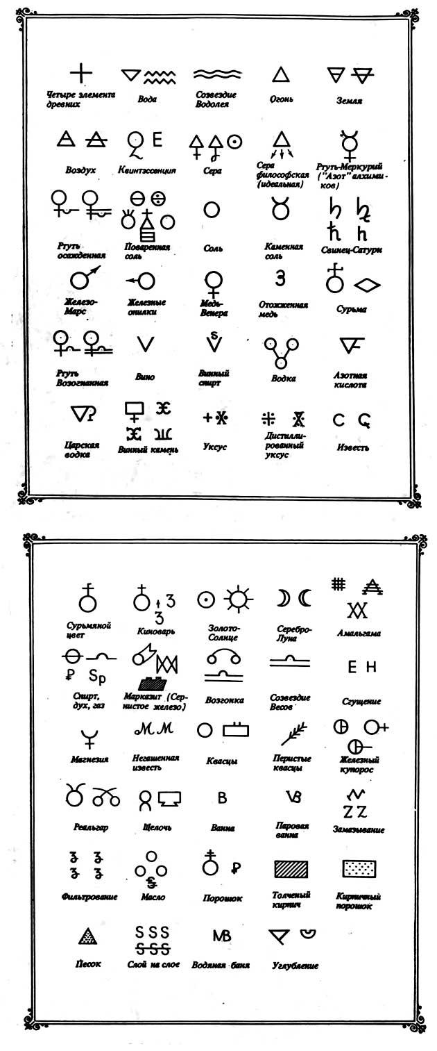 Семнадцатая иллюстрация к книге алхимия - вадим рабинович