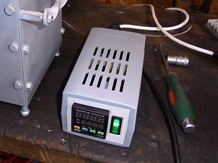 Изготовление самодельного оборудования